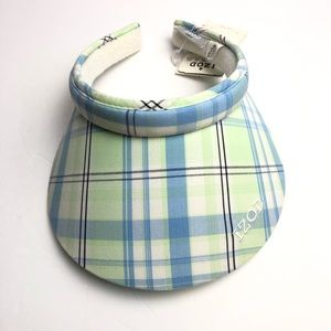 Izod golf visor -  New with tag